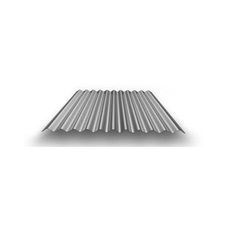 Tôle ondulée galvanisée 0,9x3x0,0063